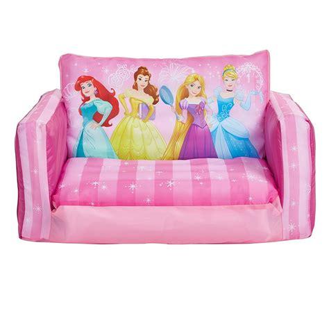 canapé princesse princesse disney canapé lit ariel raïponce