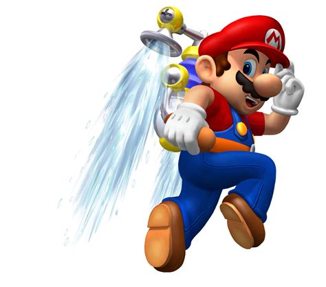 Tmk Downloads Images Super Mario Sunshine Gcn