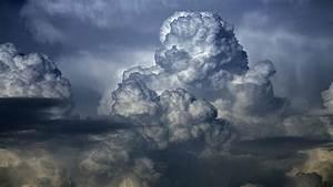 Big, Dark, Clouds, Beautiful, Clouds, Sky, Hd, Wallpaper
