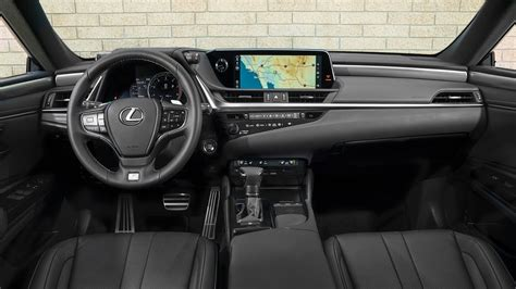 lexus es   sport interior  spec youtube