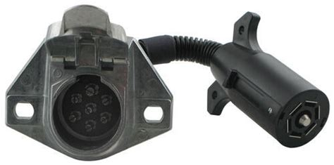 Hopkins Trailer Connector Adapter Way Style Blade