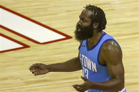 REPORT: James Harden Traded to Brooklyn, Four Team Trade ...