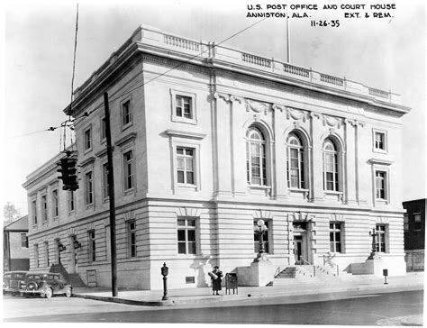 U.s. Court House And Post Office 2, Anniston, Al.jpg