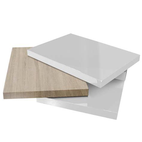 planche bois blanc laque table de salon blanc laque