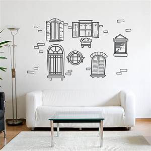 Vintage Wall Decals