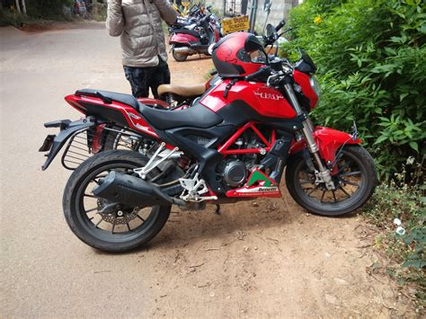 Review Benelli Tnt 25 by My Experience With The Benelli Tnt 25 Benelli Tnt 25