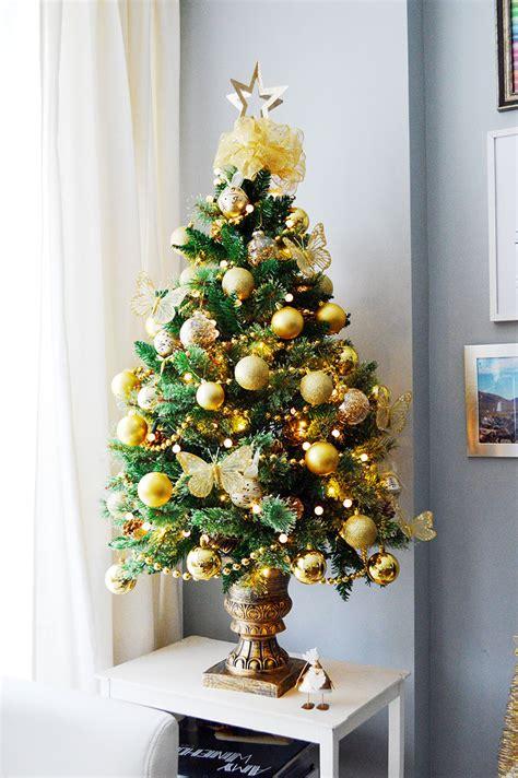 decoracion de navidad arboles decoraci 243 n de navidad en espacios peque 241 os el decorador