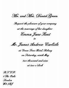 wedding invitation wording wedding invitation wording With wedding invitations for deceased parent