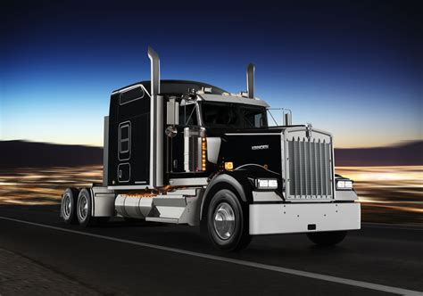 kenworth truck kenworth icon 900 truck news