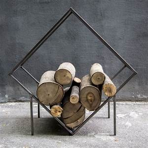 Small, Firewood, Holder, Quadrat, U00bb, Petagadget