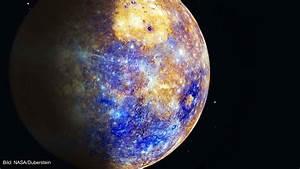 Planet Merkur Schrumpft  - Clixoom Science  U0026 Fiction