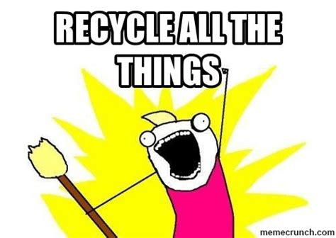 Generate All The Memes - recycle all the things