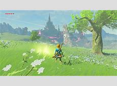 How to Find Zelda Breath of the Wild's Recovered Memories
