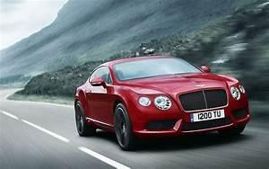Bentley Continental GT Modern Muscle Car Wallpaper Gallery