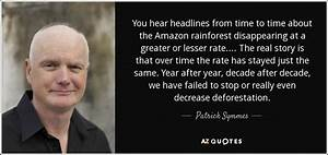 Patrick Symmes ... Amazon Jungle Quotes