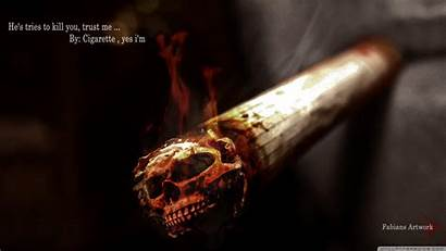 Smoking Kills Wallpapers 4k Desktop Ultra Guns