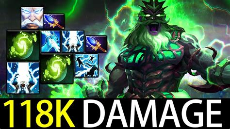 refresher agha 0 5s talent epic 118k damage zues 7 06 gameplay by chessie dota 2 youtube
