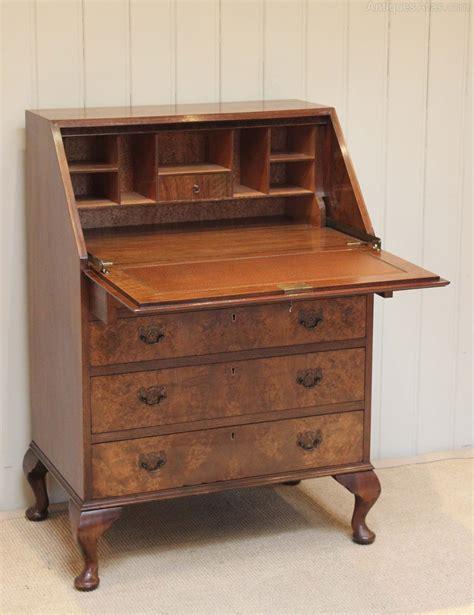 style bureau walnut style bureau antiques atlas