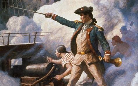 famous sailor john paul jones born