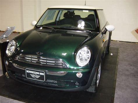 green mini cooper nj auto expo  car pictures
