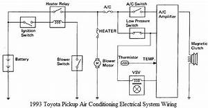 Allis 6880 Air Conditioning Wiring Diagram