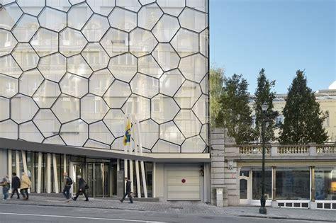 siege du parlement nouveau siège du parlement francophone bruxellois