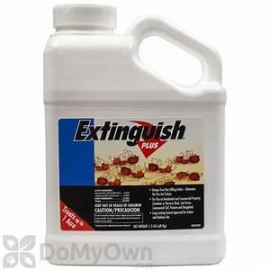 Extinguish Fire Ant Bait Label