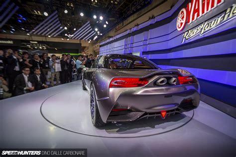 If Yamaha Made Cars...
