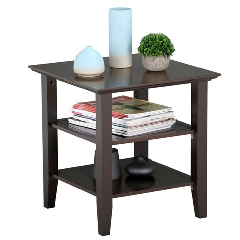 Living Room Side Stand by Wood End Table Coffee Side Stand Modern Living Room