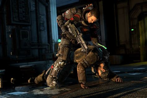 dead space game weapons suits purchases gear carver characters john includes money main games lunar colony