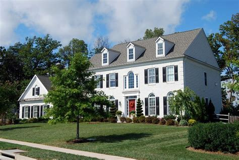 colonial house landscaping pin by anne burns on landscape pinterest