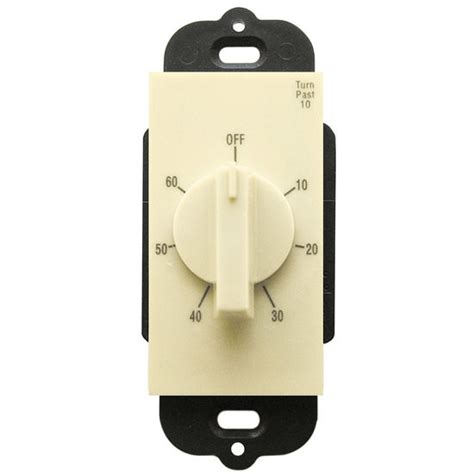 bathroom fan delay timer controls air king ak akt60 60 minute switch timer for