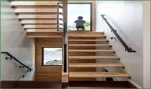 Treppe Mit Podest Berechnen : offene treppe mit podest ~ Lizthompson.info Haus und Dekorationen