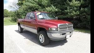 1998 Dodge Ram 1500 Slt Laramie Quad Cab 4x4