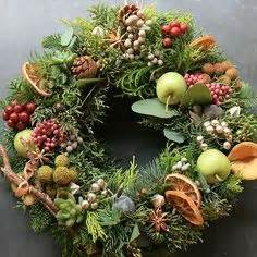 Best 25 Fresh christmas wreaths ideas on Pinterest