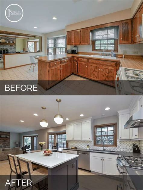 budget friendly before and after kitchen makeovers diy cheap kitchen makeover ideas before and after 28 images
