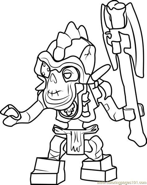 ninjago nuckal coloring page  lego ninjago coloring