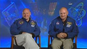 What Happens To Your Body In Space? Astronaut Twins ...