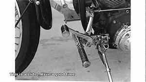 Harley Davidson Kickstand Spring
