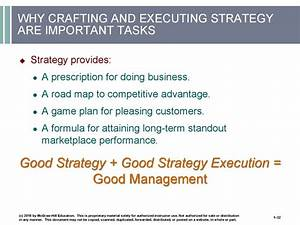 Objectives Of Company What Is Strategy And Why Is It Important Chapter 1
