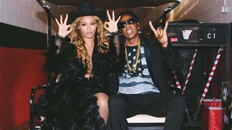 Illuminati Z And Beyonce by Beyonce Attempts To Dispel Z Divorce Rumors With