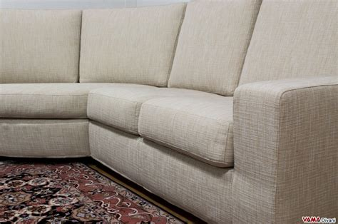 Rounded Corner Sofa by Rounded Corner Fabric Sofa With Removable Cover