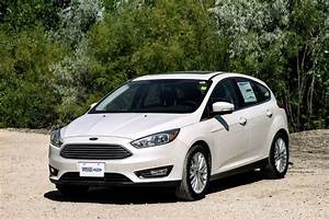 Ford Focus Titanium 2017 : new 2017 ford focus hatchback titanium white platinum tri coat met for sale ~ Medecine-chirurgie-esthetiques.com Avis de Voitures