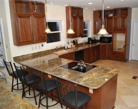 granite kitchen countertops photos