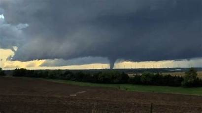 Severe Storms Tornadoes South