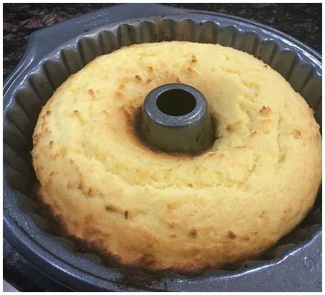 Low Carb and Keto Friendly Butter Cake Recipe - iSaveA2Z.com