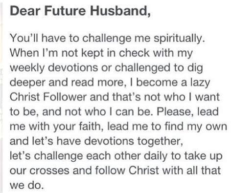 Dear Future Husband  Boyfriend Ideas Pinterest
