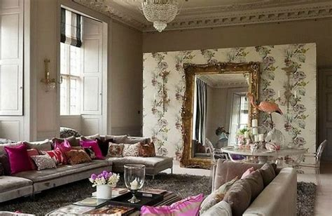 large mirrors  living room home decor ideas home