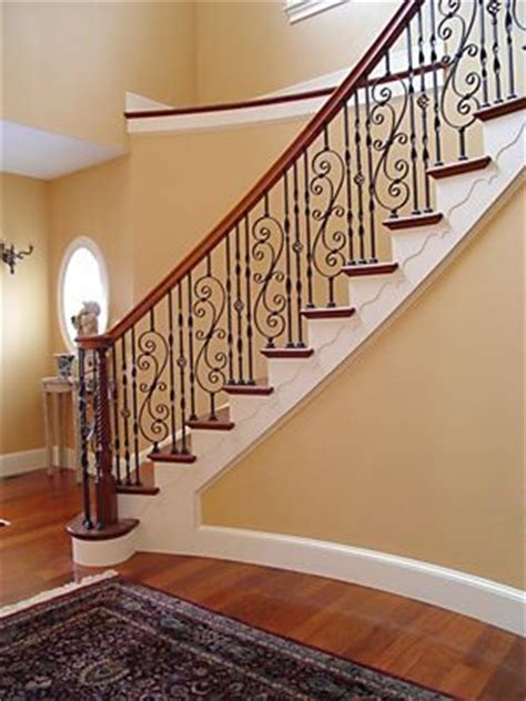 Banister Railing Parts by Fitts Stair Parts Railings And Balusters Railing Parts