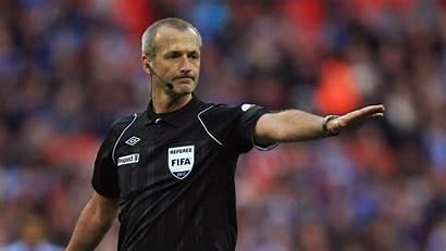 Atkinson Referee Martin Remove Job Change